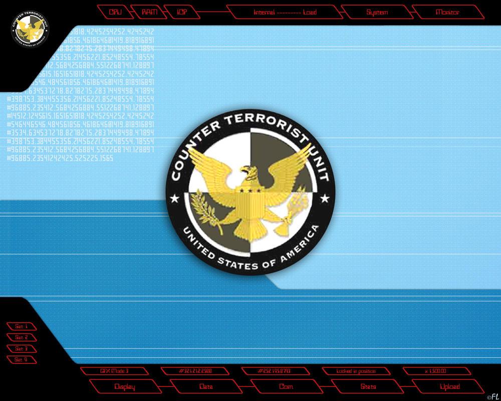 24 - CTU Control Screen by FL-Jones