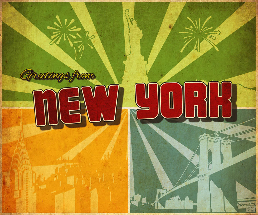 Greetings from new york by spence122 on deviantart greetings from new york by spence122 kristyandbryce Images