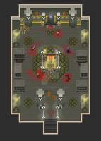 Cursed tomb - royal hall by Veresik