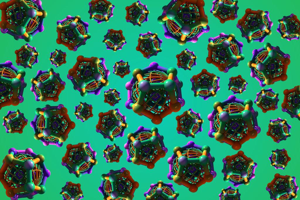 Dodecaspheres
