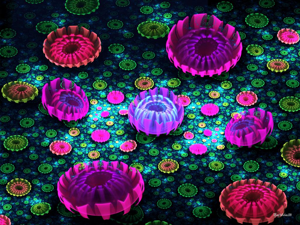 Lily Pad Garden by tiffrmc720