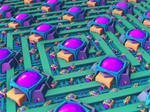 Dome City Labyrinth by tiffrmc720