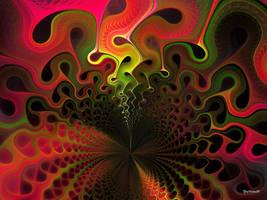 Neon Flux by tiffrmc720