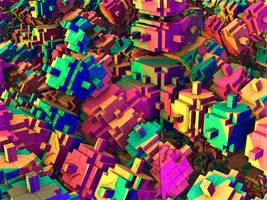 Cubic Field 2.0 by tiffrmc720