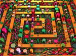 Novelty Labyrinth by tiffrmc720