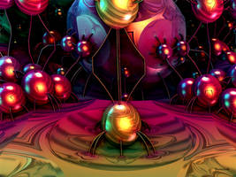 The Golden Egg Bug by tiffrmc720