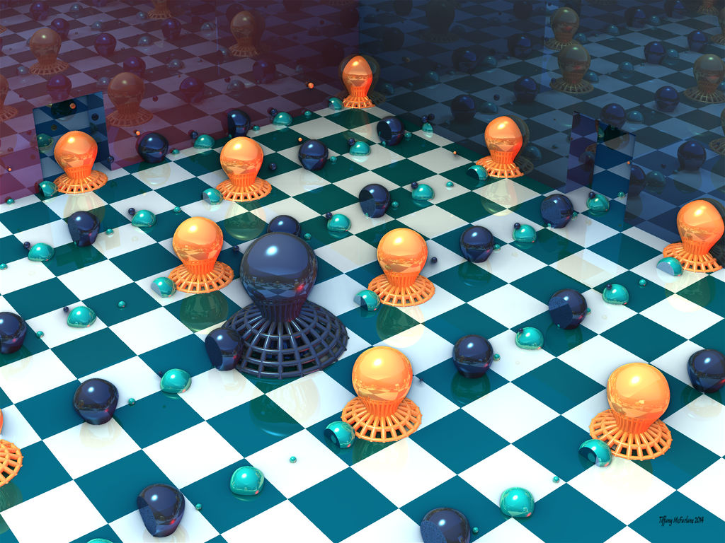 Life Is Full Of Chess Moves by tiffrmc720