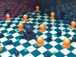 Life Is Full Of Chess Moves