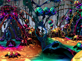 The Enchanted Forest by tiffrmc720