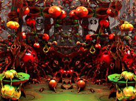 Exotic Fruit Garden by tiffrmc720