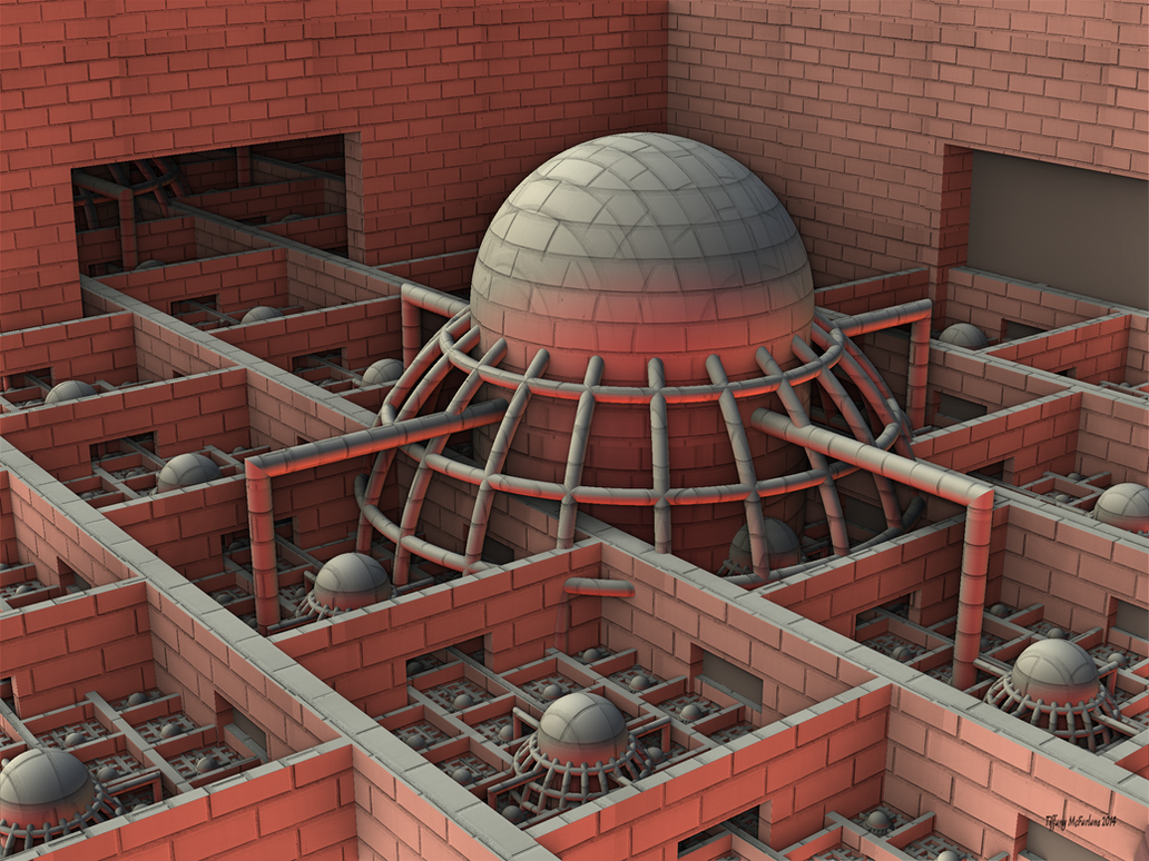 The Castle Barracks by tiffrmc720
