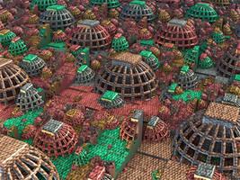 Wicker Village by tiffrmc720