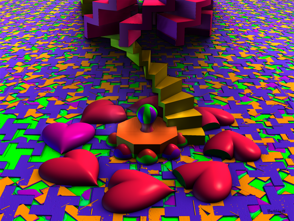 Stepping On Hearts by tiffrmc720