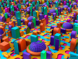 Puzzle Of Complexity by tiffrmc720