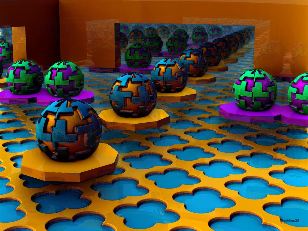 Hover Balls