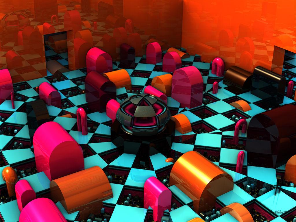 Polygon Room