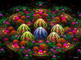 Magical Bulb Garden by tiffrmc720