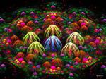 Magical Bulb Garden