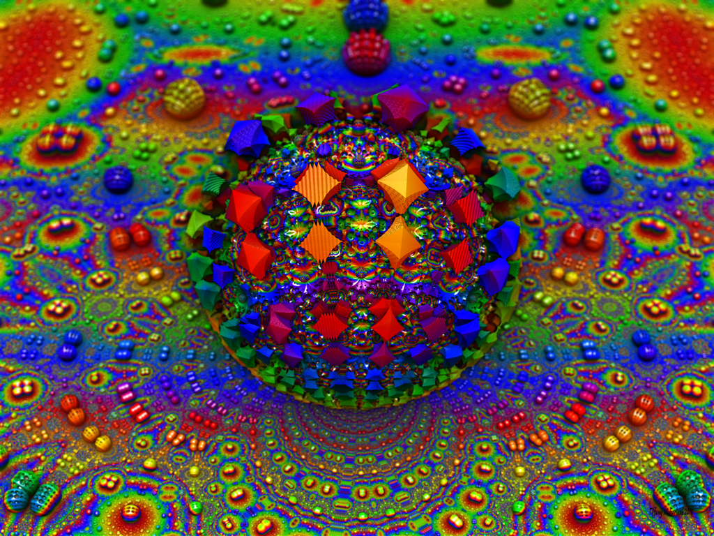 The Amazing Technicolor Sphere by tiffrmc720
