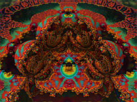The Fractal World Is An Oyster by tiffrmc720