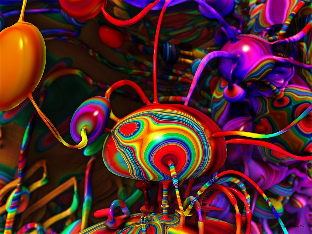 Candy Stripe Crawler by tiffrmc720