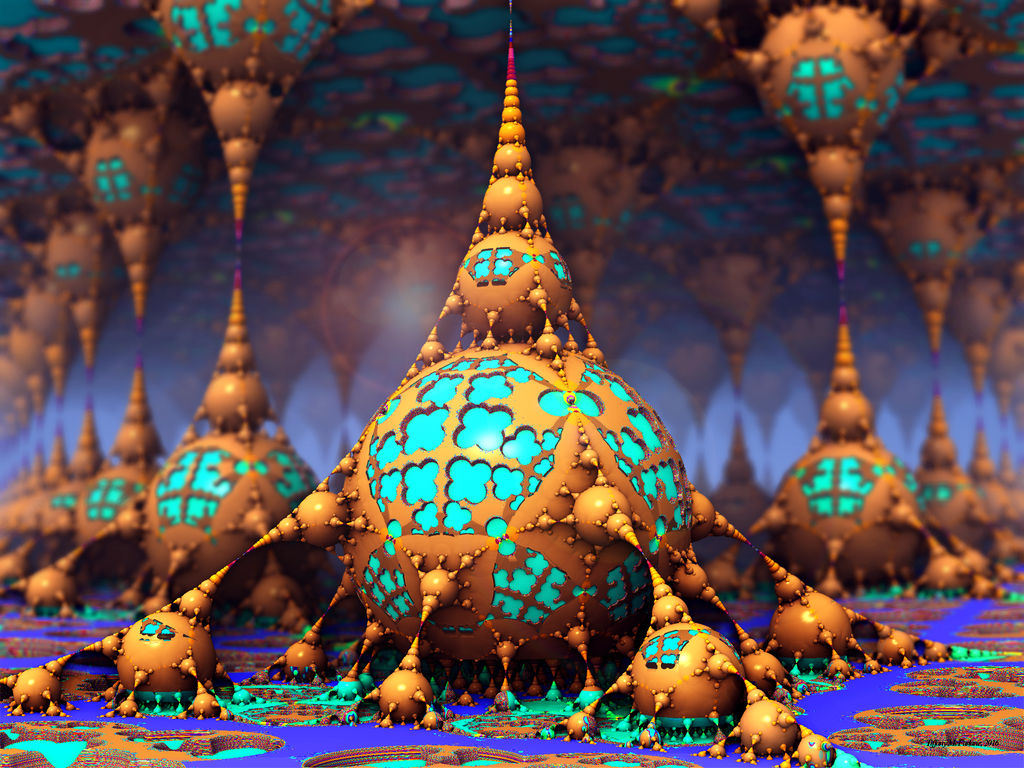 Amazing Cone Cavern by tiffrmc720