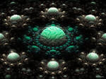 Truchet Emeralds