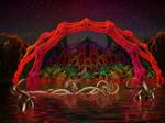 Argonauts On An Aurora Night by tiffrmc720