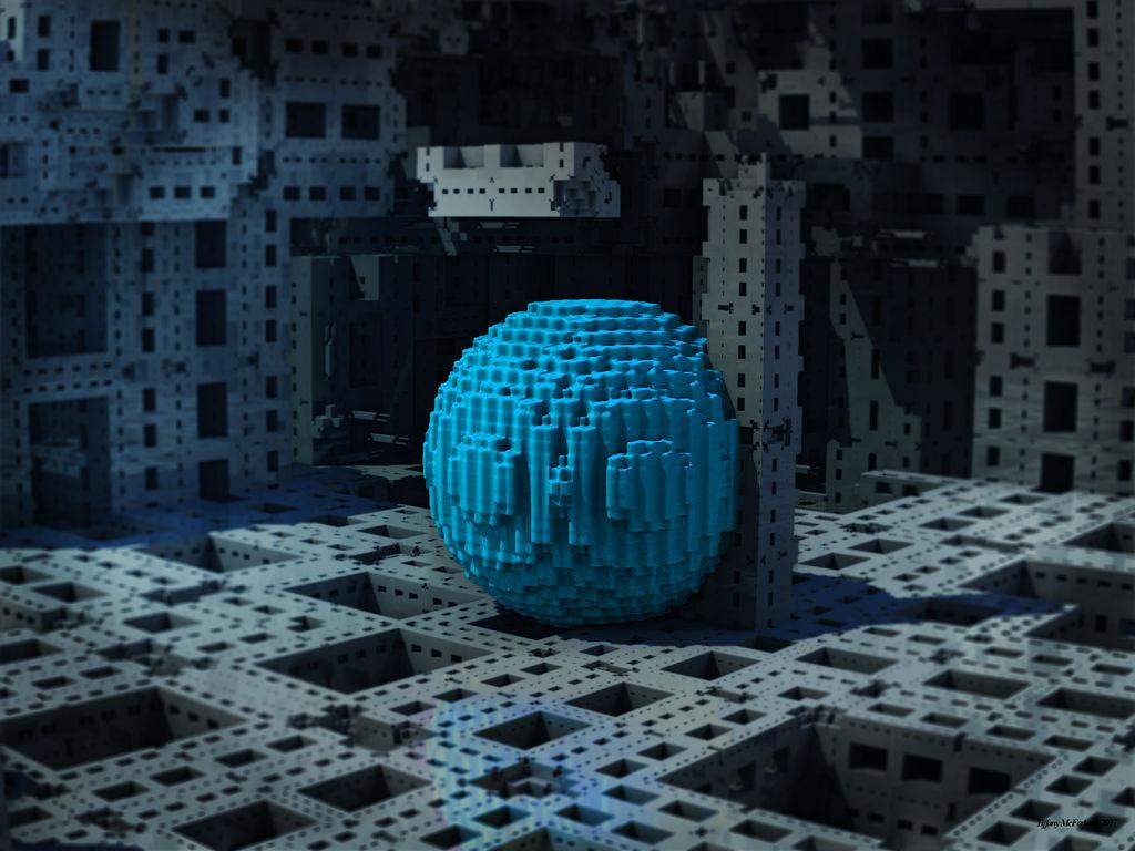 8-bit Ball by tiffrmc720