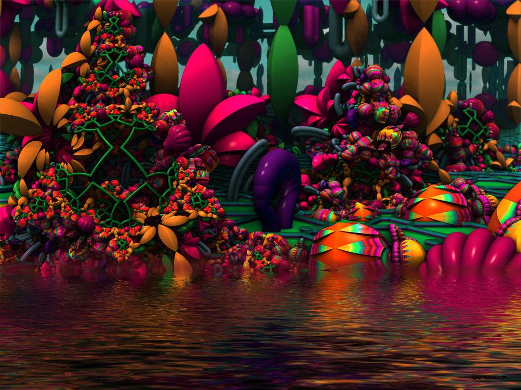Tropical Fantasy by tiffrmc720