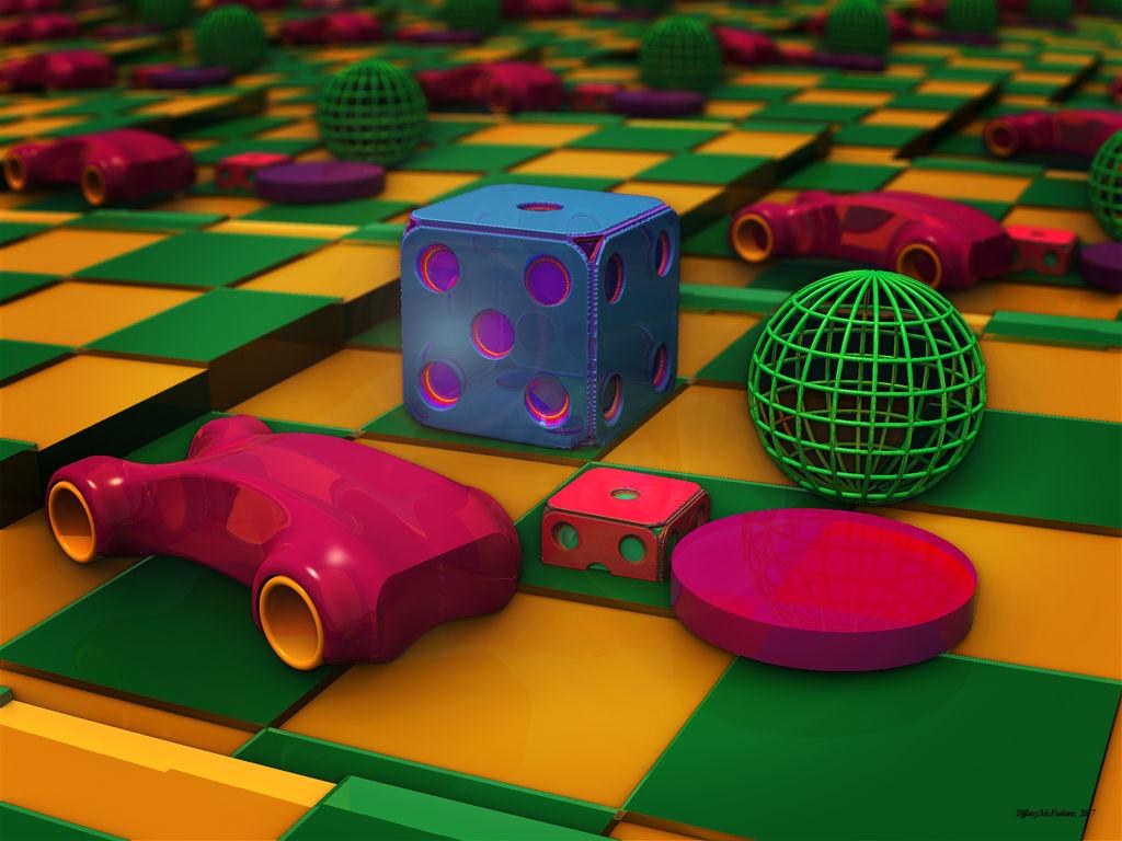 dIFS Game Pieces