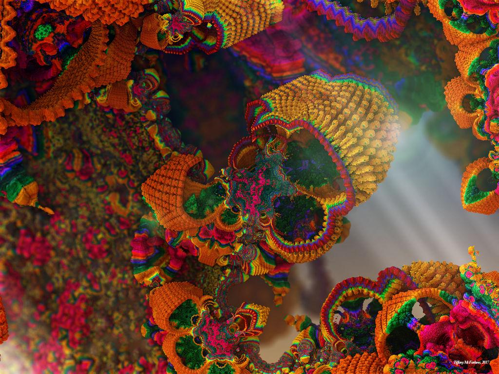 Colorful Truffle