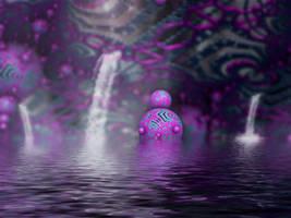 Purple Haze Caverns by tiffrmc720