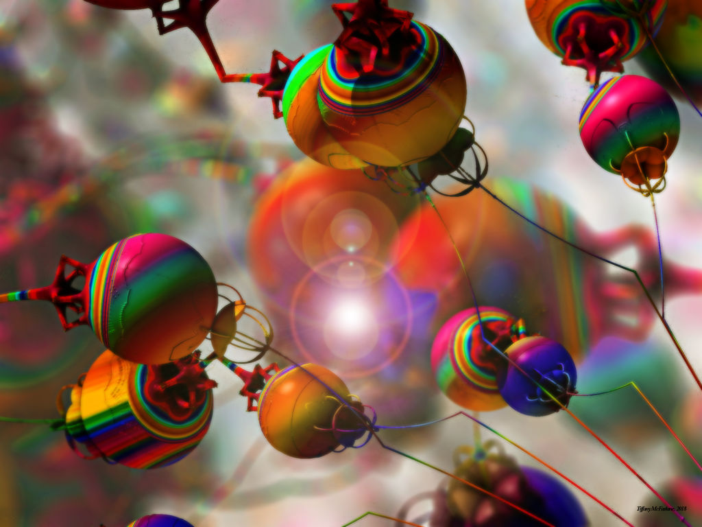 Psychedelic Synapses