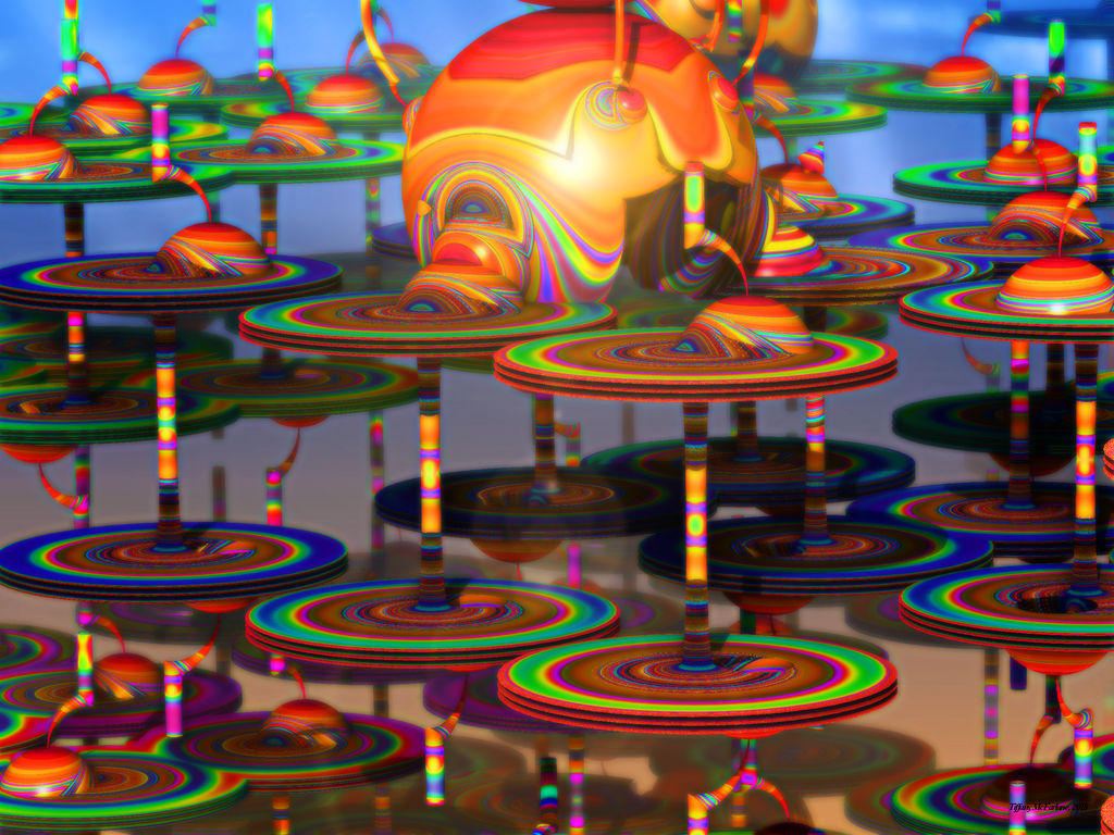 Levels Of The Psychedelic Experience by tiffrmc720 on DeviantArt