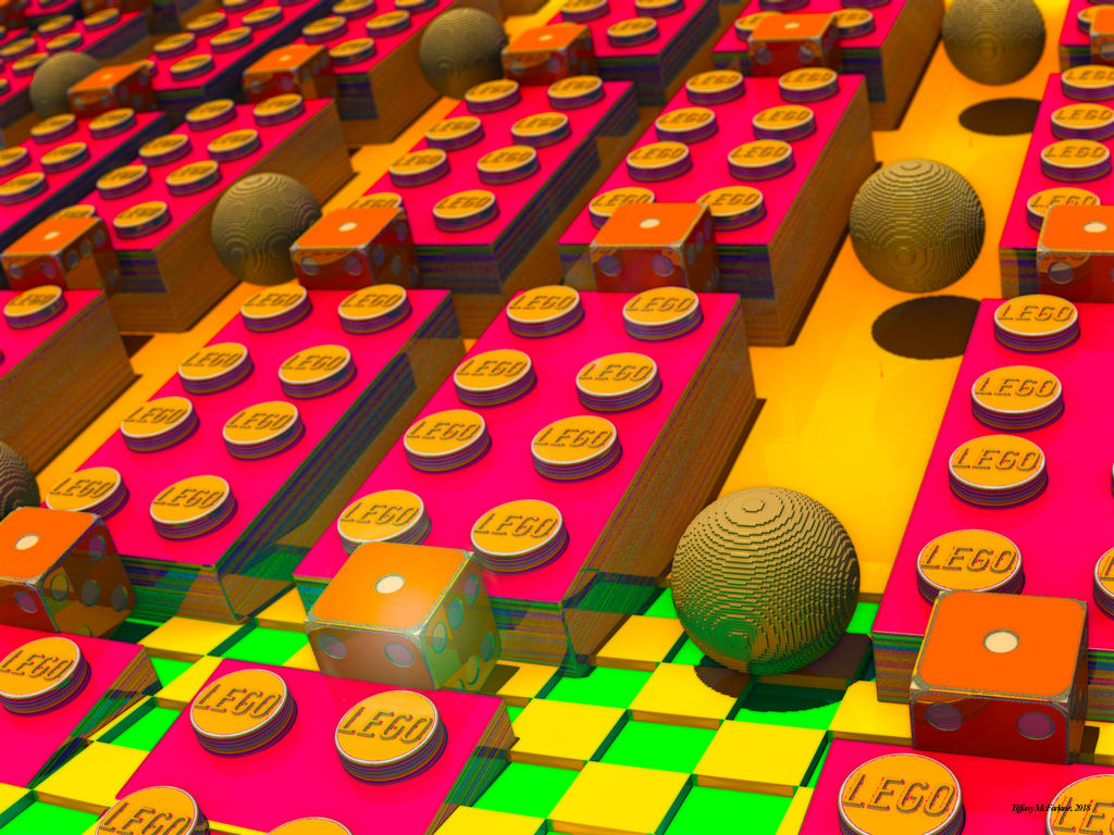 Lego Dice Game II by tiffrmc720