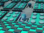 Fractal Lego Game