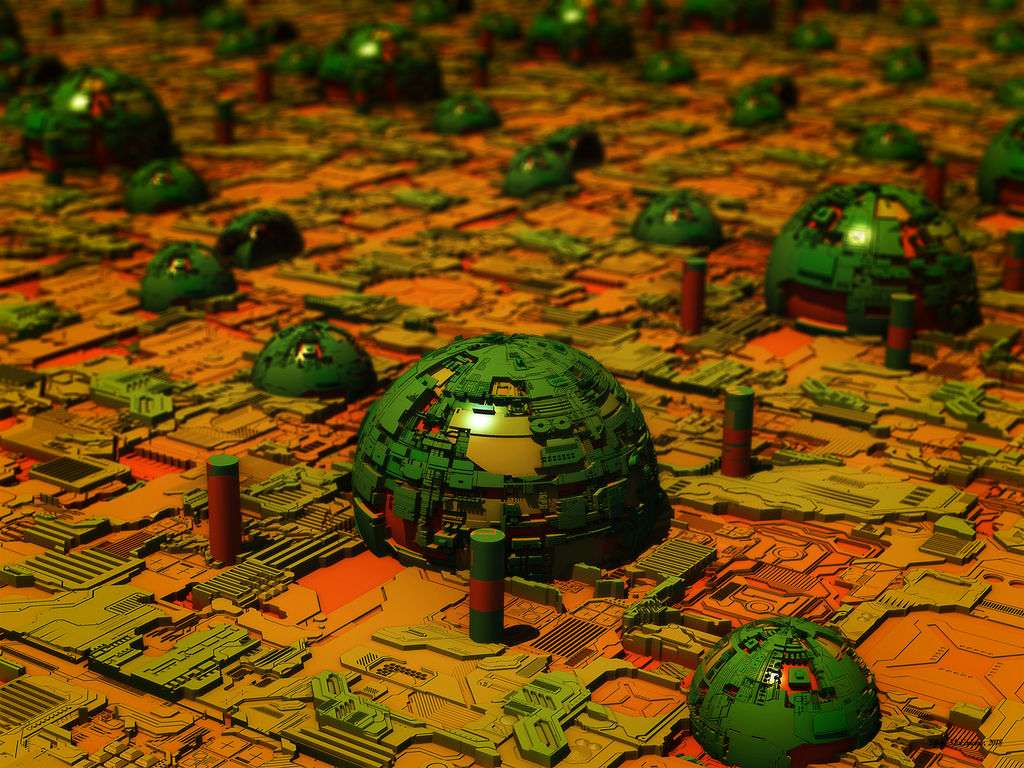 Mines On The Cyber Battlefield by tiffrmc720