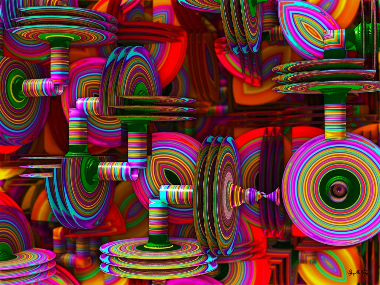 Psychedelic Cymbals by tiffrmc720