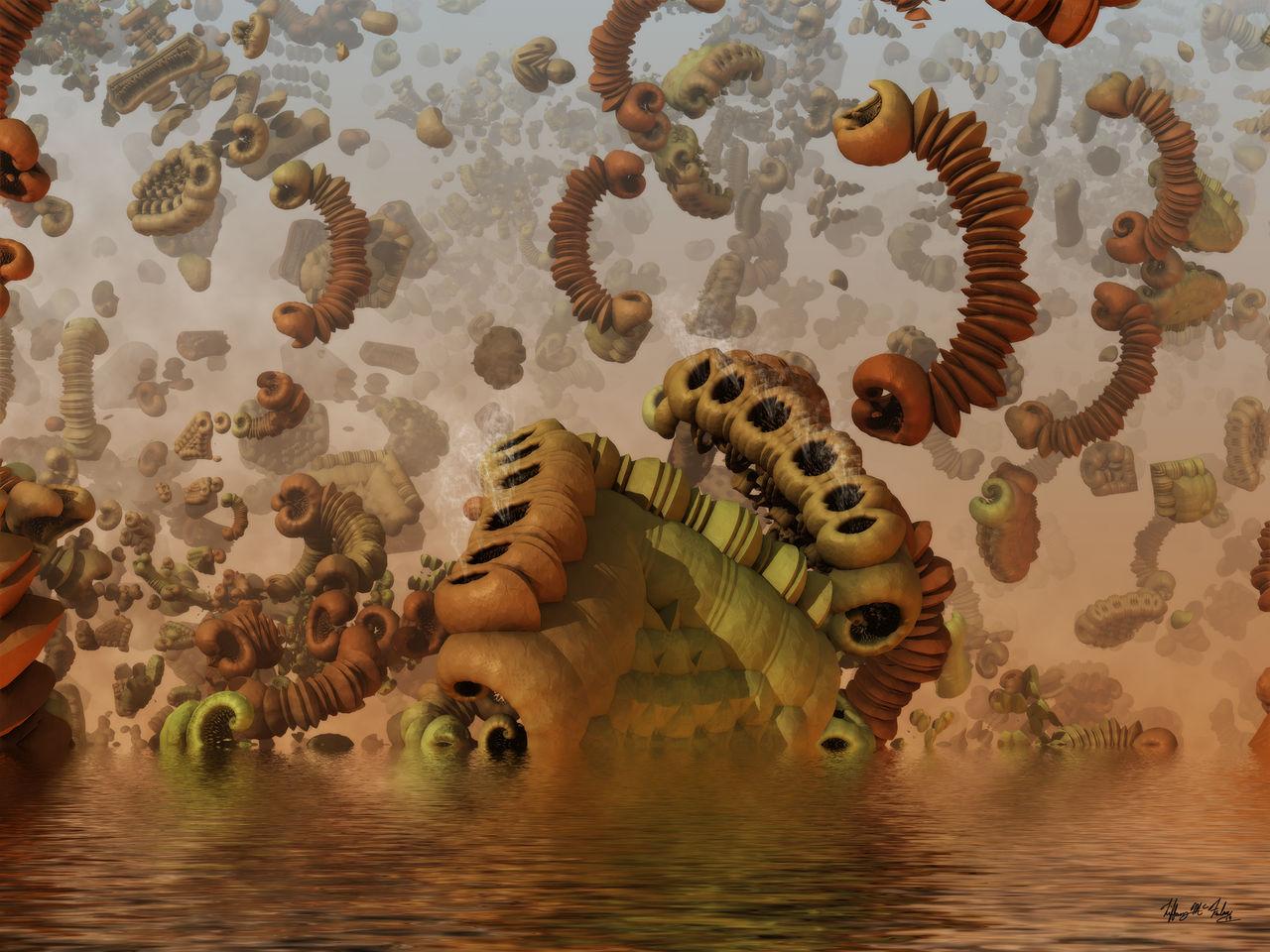Vermicious Planet