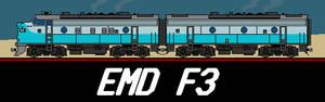 EMD F3 Promo