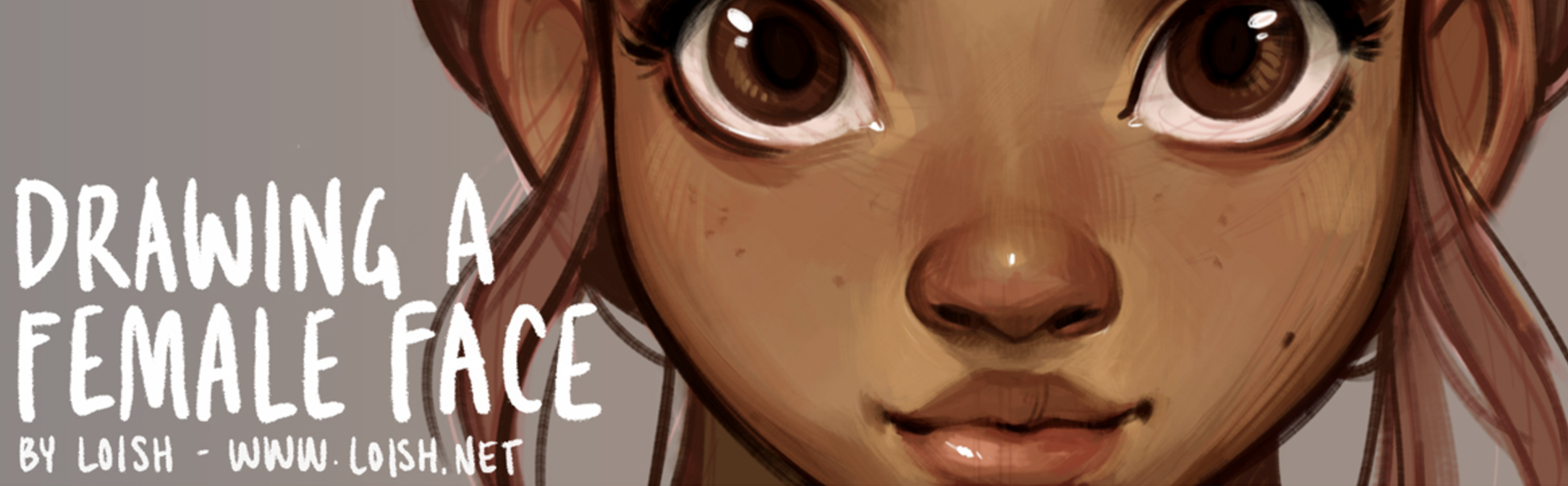 Wip wednesday loish how to draw faces tutorial by be sure to check out her beautiful artwork ccuart Choice Image