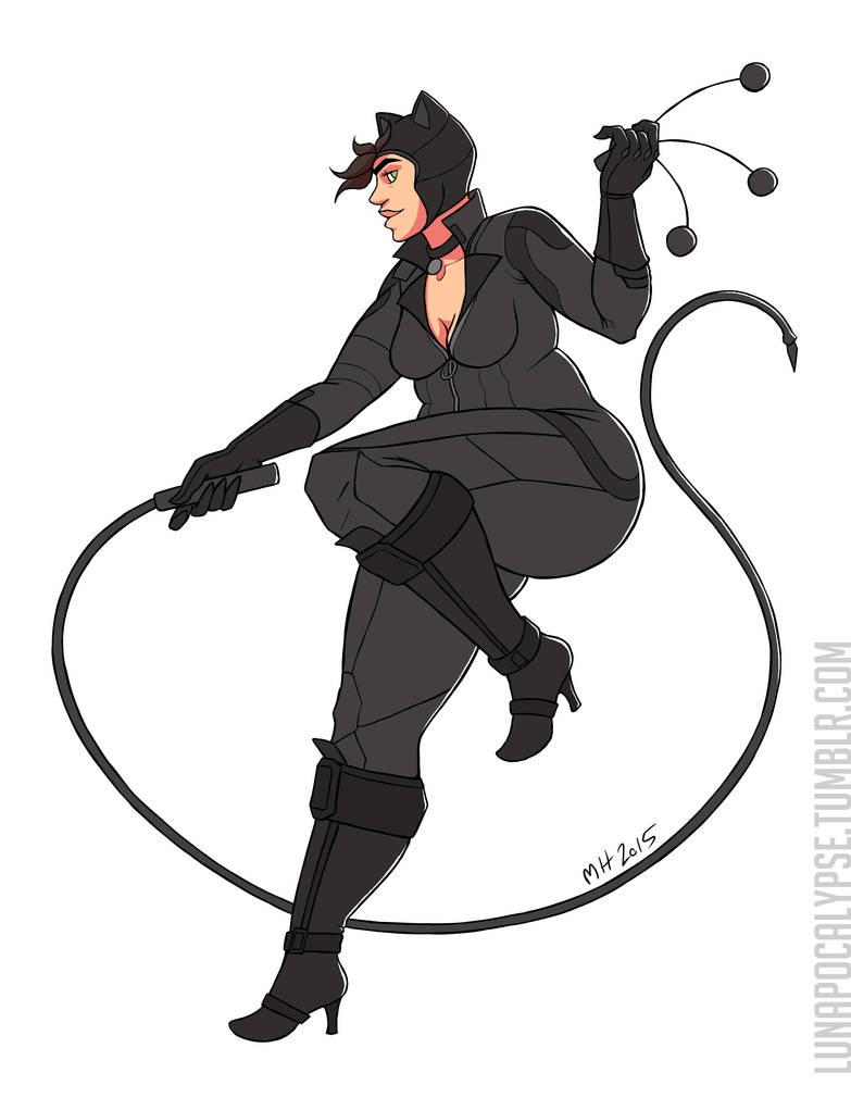 Catwoman Plus Size Superhero by Lunapocalypse on DeviantArt 477eca172c52