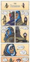 The Reunion Overwatch short