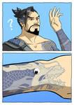 Through the Dragon's (Googly) Eyes