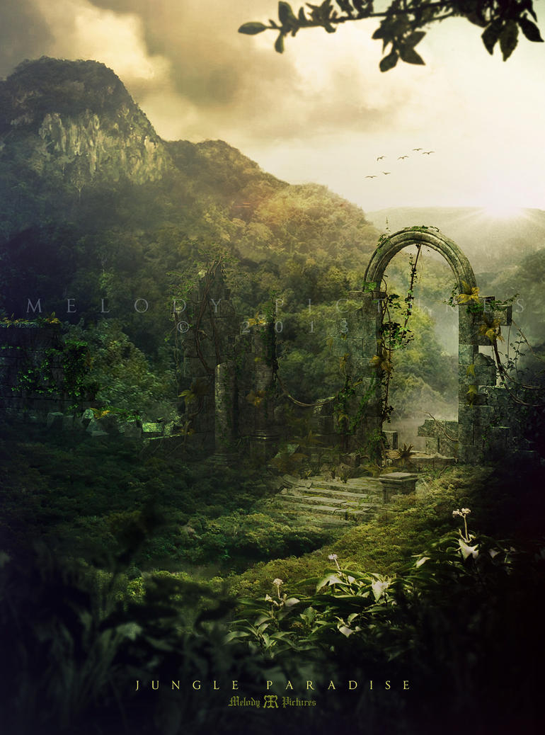 Jungle Paradise by MelodyPictures