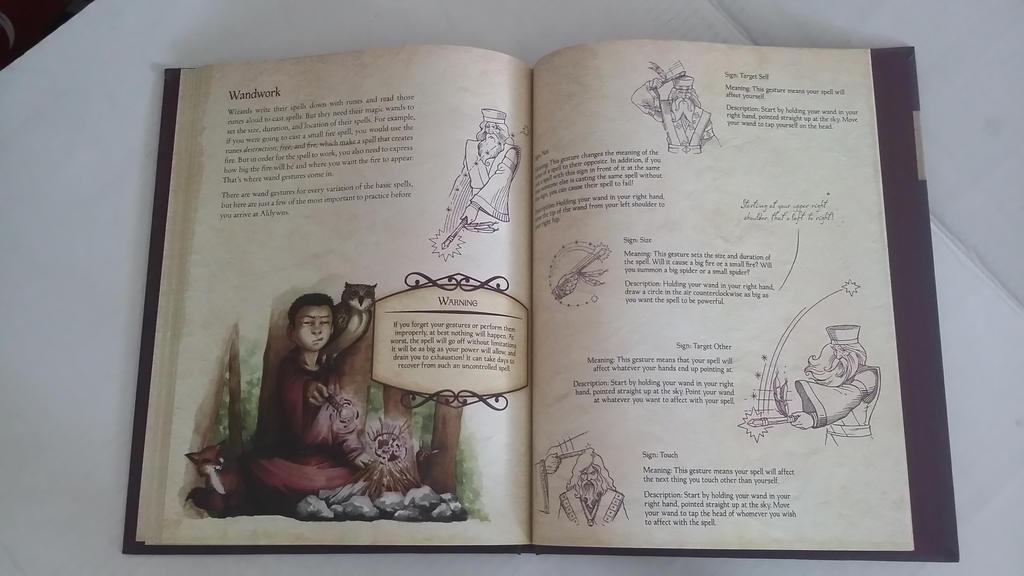A practical guide to wizardry, Practical Wizardry by skeletaldragin1