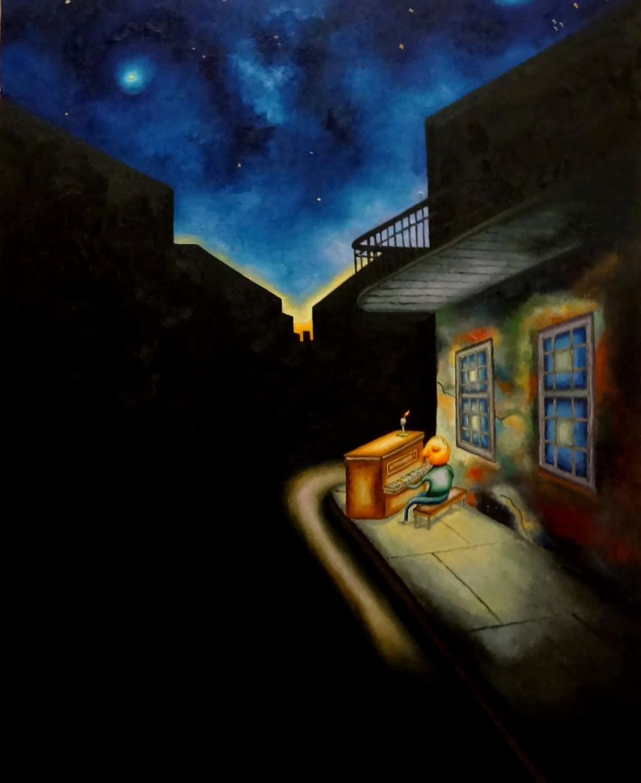 Blackout by marcelflisiuk