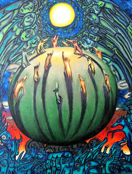 The Watermelon moon