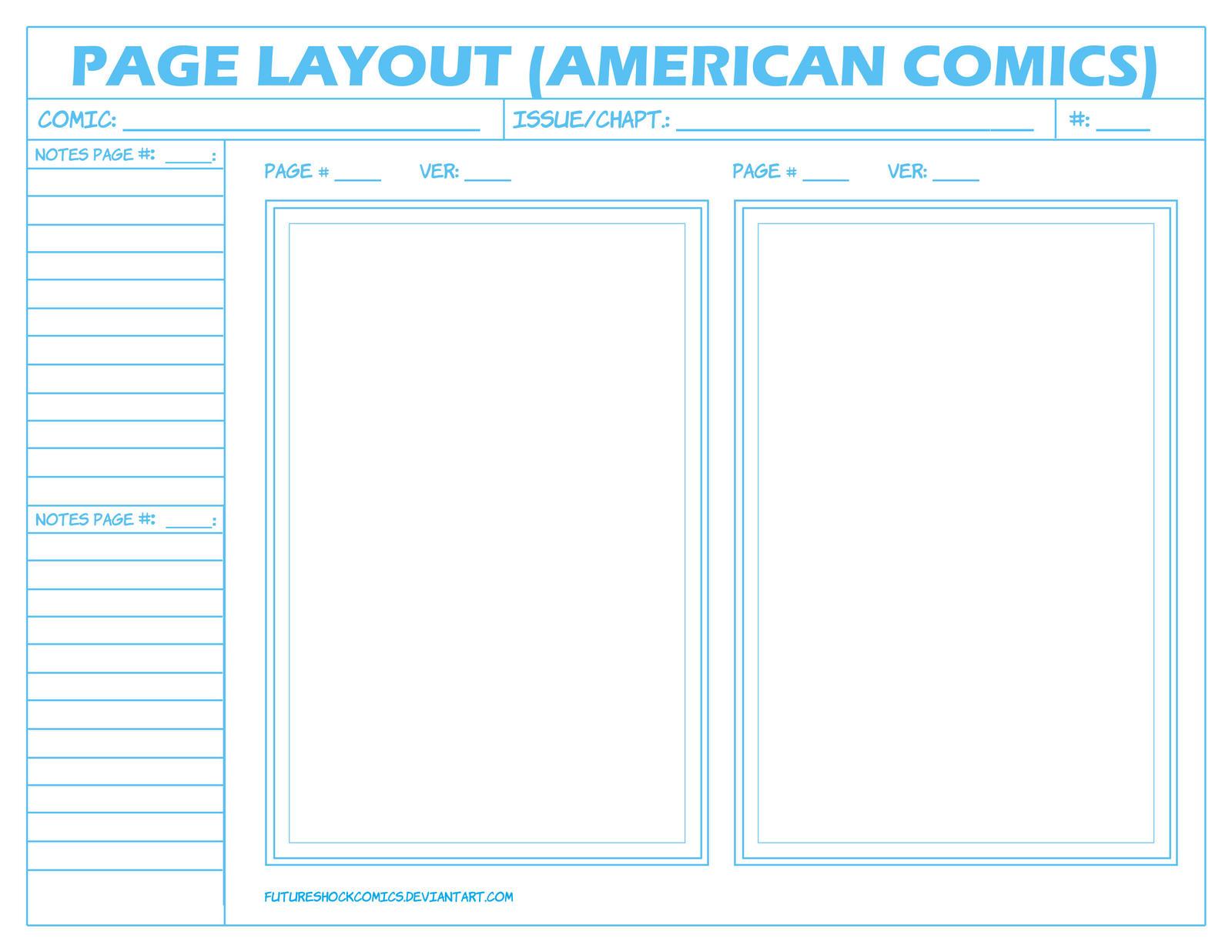 comic book page template psd koni polycode co